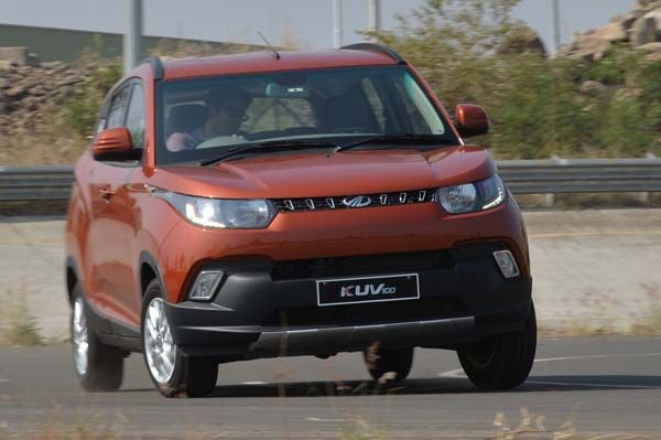 The radical-looking KUV100 promises to stand out from the crowd. But just how good is to drive?