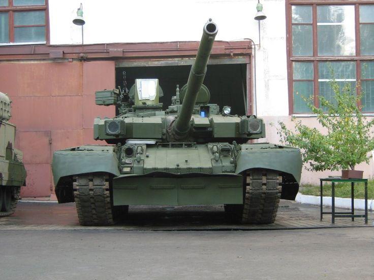 T-84 Oplot-M