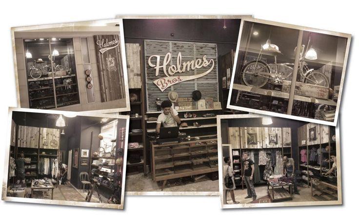 Holmes Bros Store in Rosebank - Johannesburg