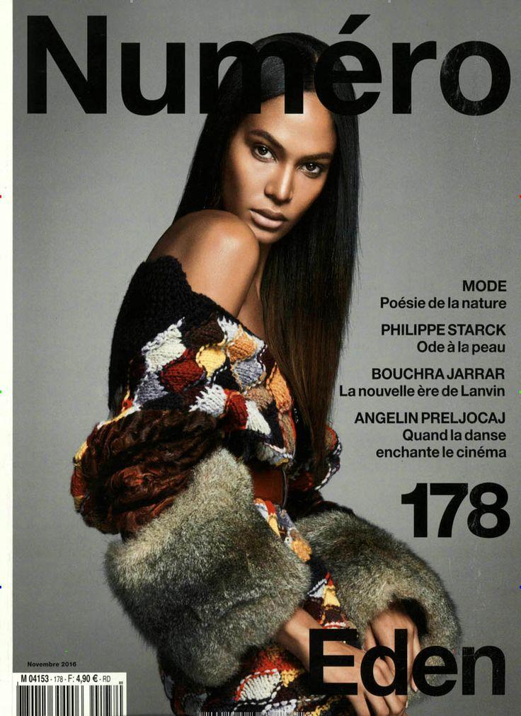 Ich möchte Dir die Zeitschrift Numero France empfehlen