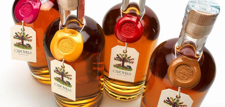 Invecchiati · Capovilla Distillati