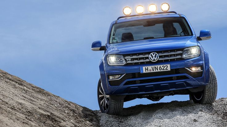 2019 Volkswagen Amarok V6 Release Date