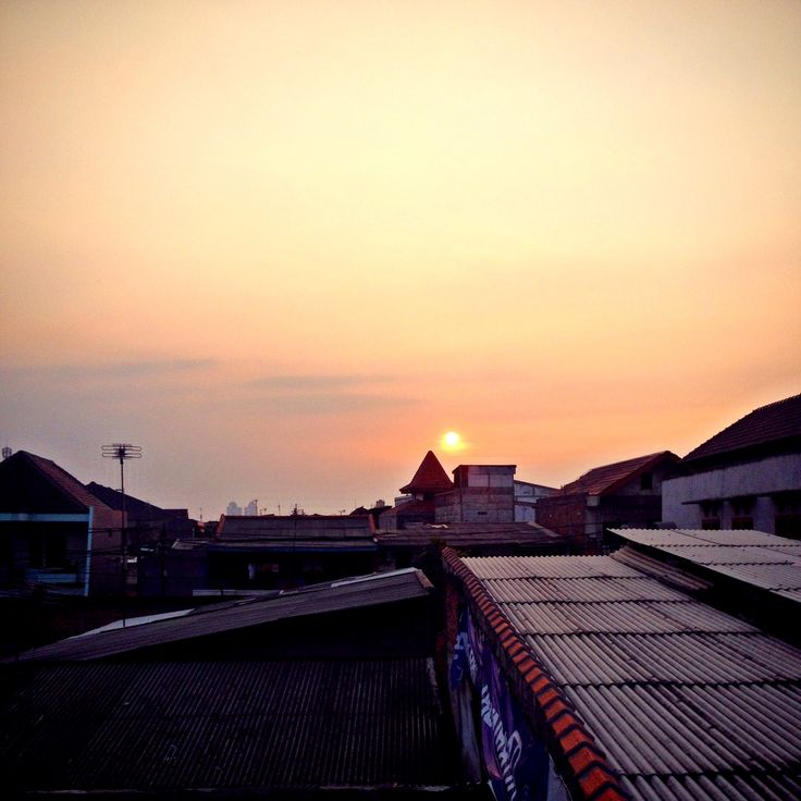 Sunset North Jakarta