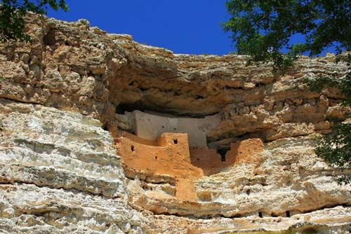 Photo of Montezuma Castle