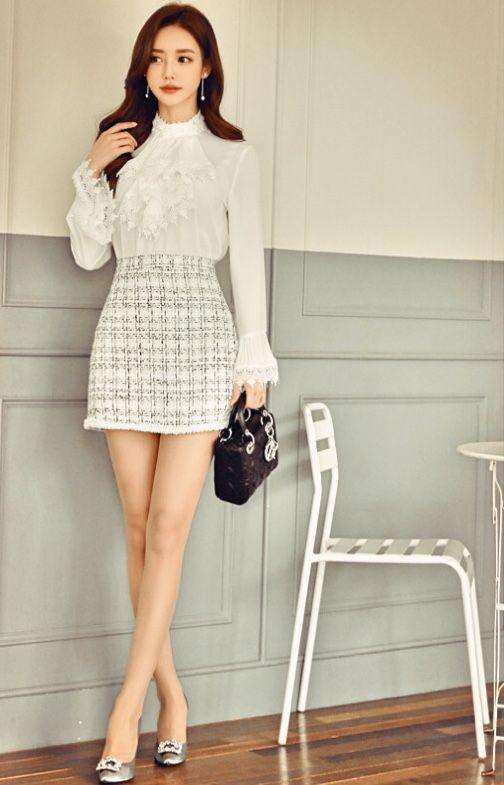 孙允珠 Son Youn Ju Pretty Korean Fashion Korea Fashion