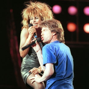 Tina Turner & Mick Jagger - Legends of Rock