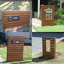 Letterbox ideas