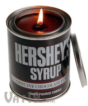 Image result for we love chocolate scented candles