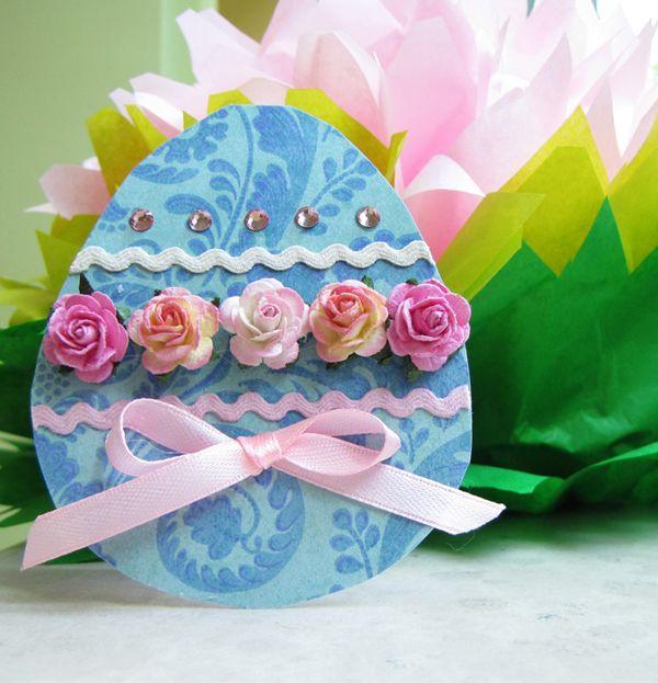 Idea carina per gli auguri di Pasqua