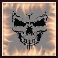 skull stencils free - Yahoo Image Search Results
