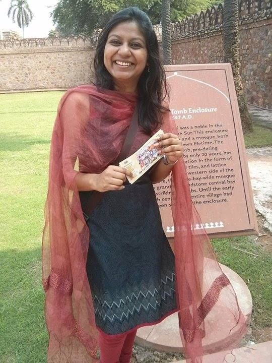 """Akansha Garg from Delhi says """" Being a #WLoyalist for last 9 years , it defines me and my style statement .. Its part of me like my hometown Delhi is""""  Pleasure is all ours"""