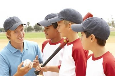 8-to-10-year-old Baseball Drills | LIVESTRONG.COM