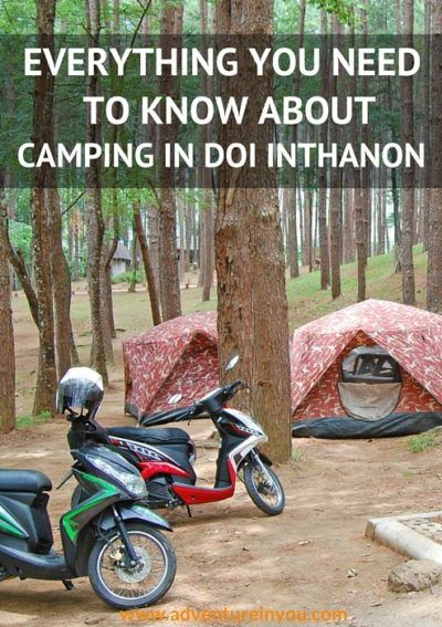 looking at interesting things to do in Chiang Mai? Here is everything you need to know about camping in Doi Inthanon National Park