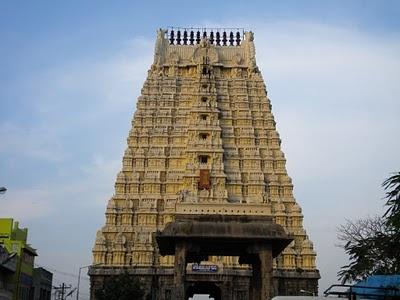 Ekambareswarar temple - Kanchipuram