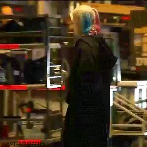 margot robbie harley quinn GIFs on Giphy