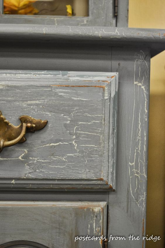 25 best ideas about crackle painting on pinterest. Black Bedroom Furniture Sets. Home Design Ideas