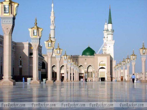 Al Nabawi Mosque (Saudi Arabia) madina