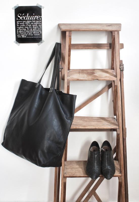 Leather Accent Tag - HOMESTEAD TAG by VIDA VIDA xz7bjLg