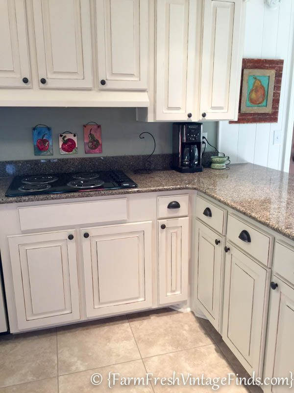 Kitchen Cabinet Refacing On A Budget Farm Fresh Vintage