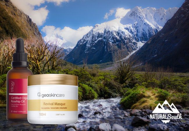 Here are our top 10 natural skincare products from New Zealand