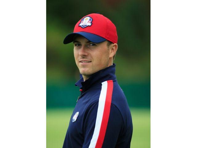 #JordanSpieth...2014 Ryder Cup: Practice Rounds | Golf Channel