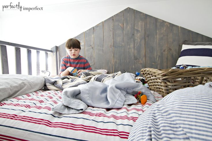 Loft Fort Bed | perfectly imperfect