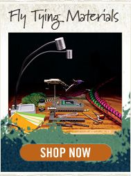 This is the best Fly Tying Supplies and Equipment I have ever found and they have such great prices.