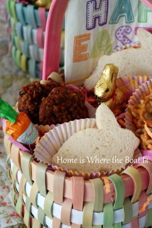 Easter Picnic Basket~