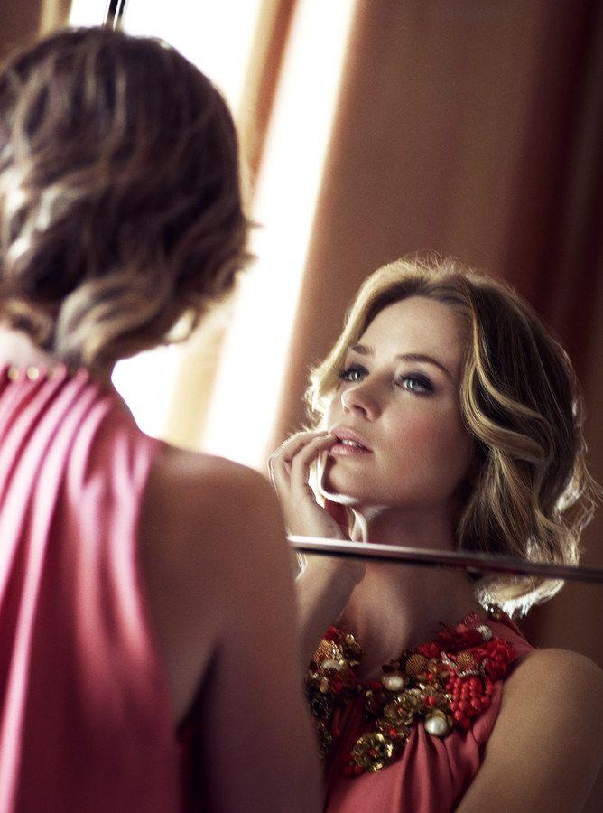 Emily Blunt Talks Bruises, Corsets in Simon Emmett's C Magazine Fall 2012…