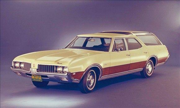 Vista Wagon Oldsmobile Cruiser 1975 Station