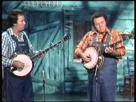 Roy Clark & Buck Trent Dueling Banjo's - YouTube.  I wish my fingers could move that fast!
