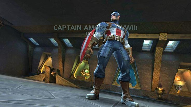Captain America WWII
