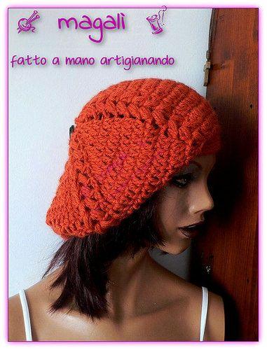 basco color mattone - sinidemagali.blogspot.it