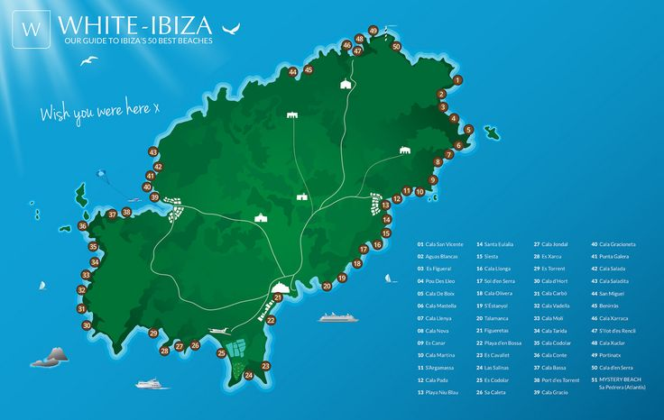 From secluded coves and unspoilt bays to iconic Ibiza beaches and sunset spots, the perfect places to while away those sunny days on your Ibiza holiday...
