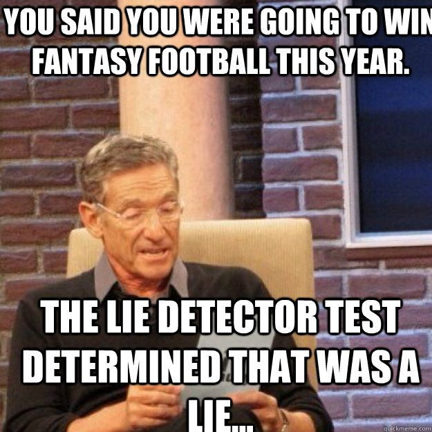 fantasy football meme - Google Search