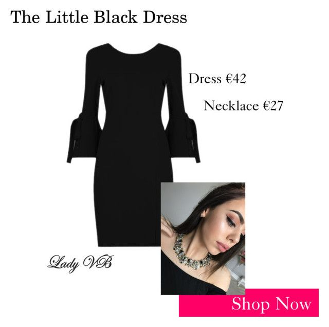 lbd by virgoboutique on Polyvore