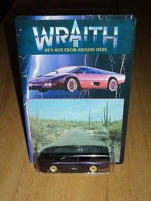 The Wraith Toys | RARE ( THE WRAITH ) MOVIE PROP DIECAST ...