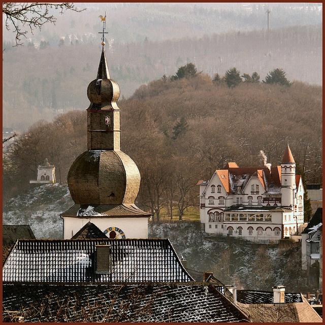 Arnsberg in winter - Germany Re-pinned by #Europass