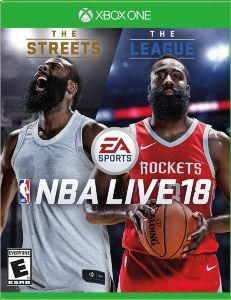 NBA Live 18 - Xbox One [Digital Download]