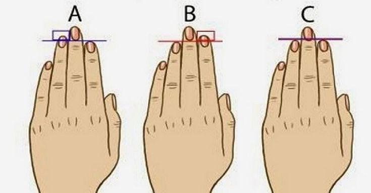 Pozrite sa, čo vaše prsty vypovedajú o vašej povahe a charaktere