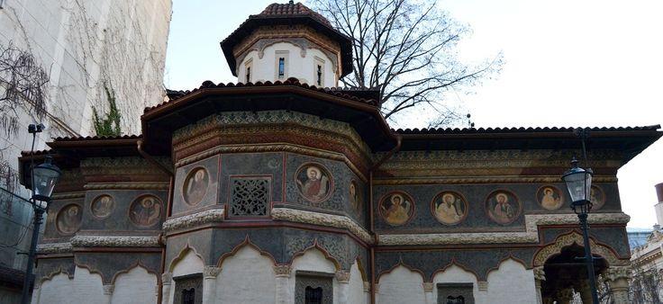#Stavropoleos church