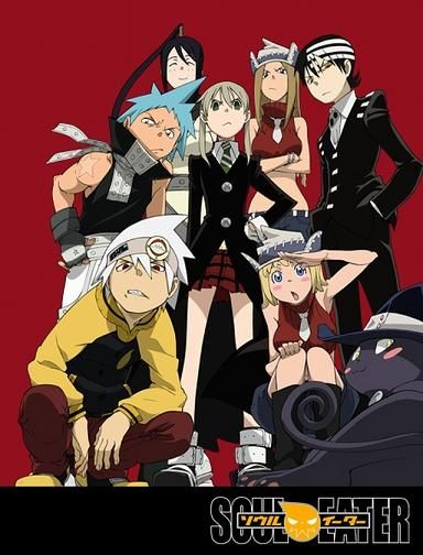 Soul Eater- one of the best manga/anime ever. Personally, though, I like the anime best. Sub not dub.