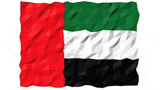 Flag of United Arab Emirates 3D Wallpaper Animation by #Hebstreit   #3d #4K #abstract #Animation #arab #background #banner #computer