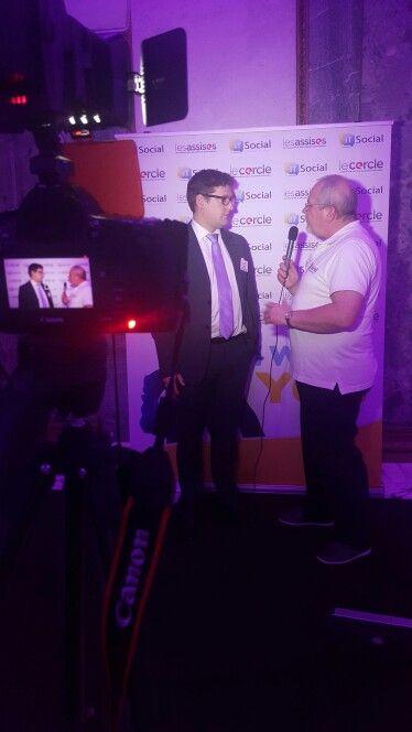 Interview des RSSI du dîner du Cercle de la Sécurité IT
