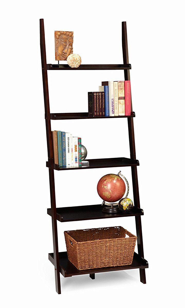 Bookshelf Ladder 21 best Ladder Shelf Bookcase
