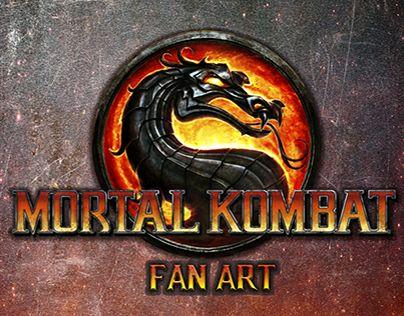 """Check out new work on my @Behance portfolio: """"MORTAL KOMBAT-FAN ART"""" http://be.net/gallery/54986663/MORTAL-KOMBAT-FAN-ART"""