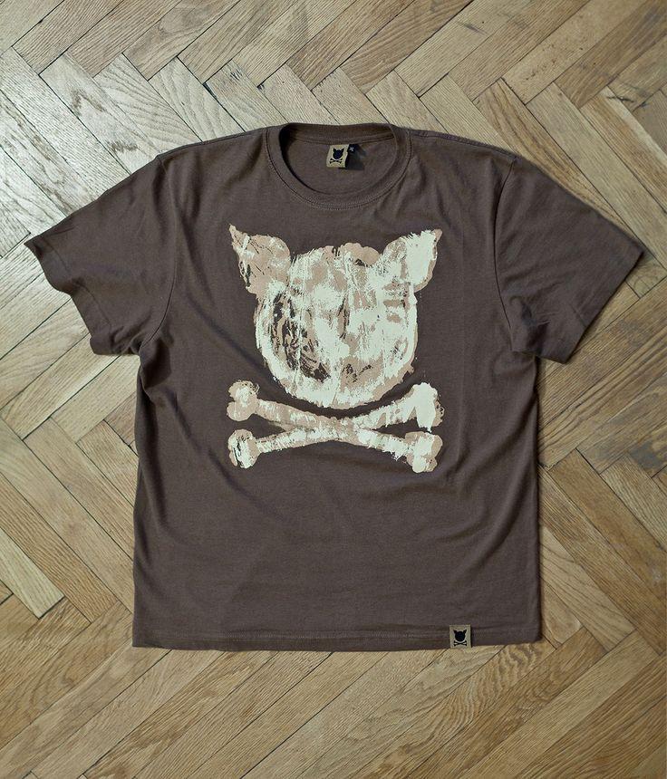 """""""Smudge"""" T-Shirt"""