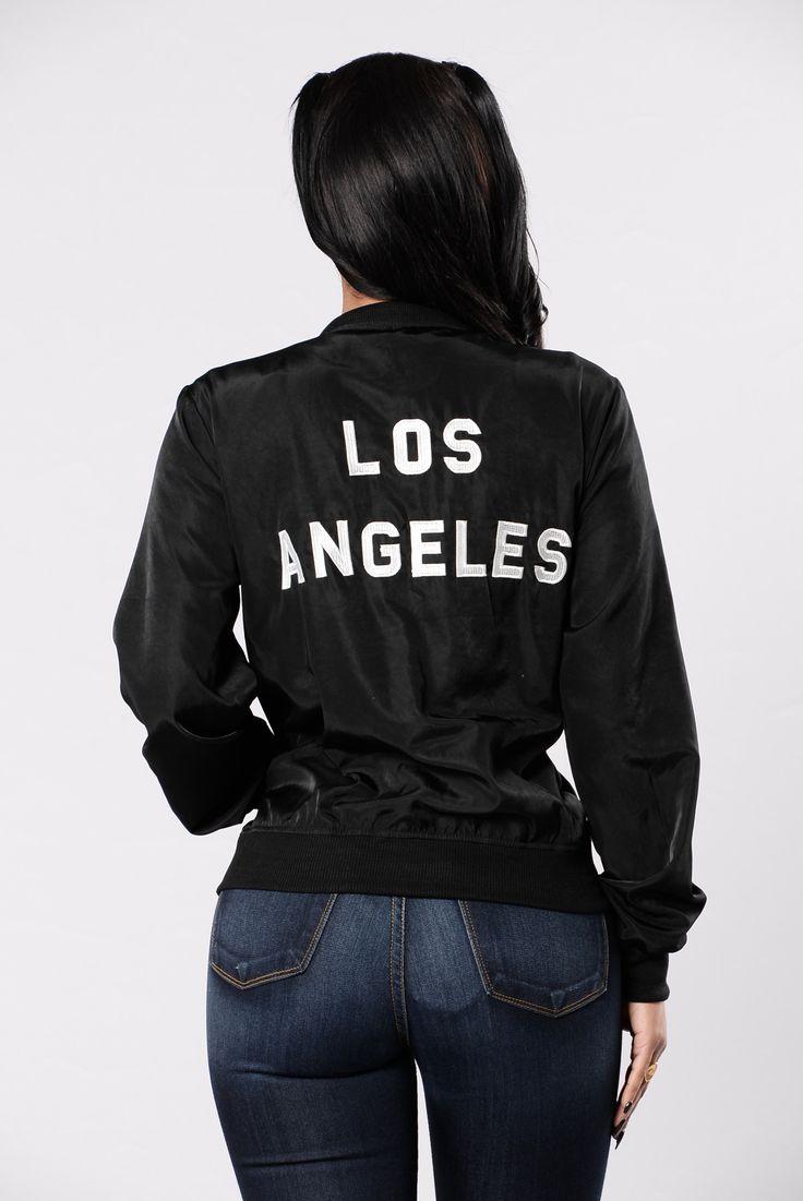 West Coast Jacket - Black