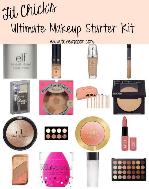 Fit Chick's Ultimate Makeup Starter Kit
