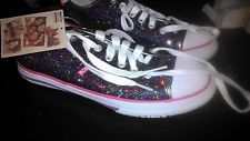 BOBS~by~Sketchers~Sparkle~Glitter~Tennis~Shoes~Sneakers~NEW~Size~7~$42.00~BONUS